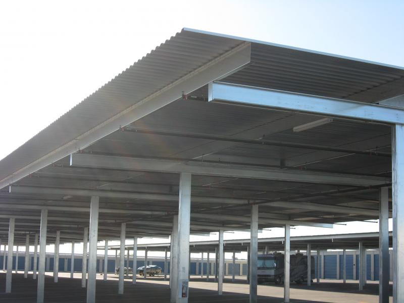 Canopies - TLW Construction